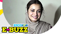 Dia Mirza shooting for a new film