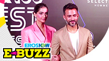 Sonam Kapoor Ahuja & Anant Ahuja at GQ Awards