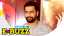 Vicky Kaushal at a special screening held in Mumbai