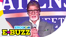 Amitabh Bachchan at an event in Mumbai