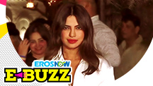 Priyanka Chopra at a film's wrap-up party in Mumbai