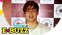 Vivek Oberoi at a success party in Mumbai