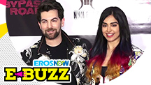 Neil Nitin Mukesh at a wrap up party