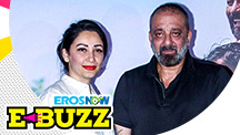 Sanjay Dutt At A Trailer Launch In Mumbai