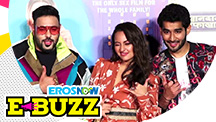 Badshah & Sonakshi Sinha At A Trailer Launch