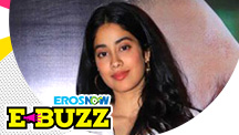 Janhvi Kapoor At A Film Screening In Mumbai