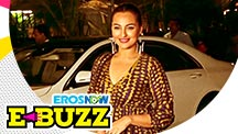Sonakshi Sinha At A Film Screening In Mumbai