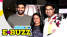 Aditya Roy Kapur At A Film Screening In Mumbai