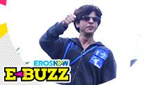 Shah Rukh Khan Greets His Fans On Eid