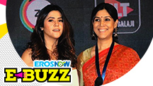 Ekta Kapoor At The Launch Of Two Shows In Mumbai