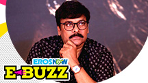 Chiranjeevi At A Trailer Launch