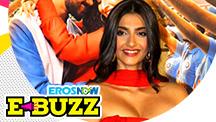 Sonam Kapoor At A Trailer Launch In Mumbai