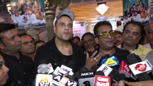 Krushna Abhishek At A Film Poster Launch