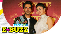 Rajkummar Rao & Mouni Roy At A Trailer Launch