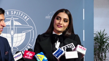 Sonam Kapoor Looks Ultra Chic At An Event