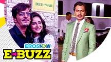 Ananya Pandey and Nawazuddin Siddiqui spotted together