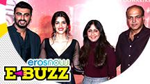 Arjun Kapoor & Kriti Sanon At A Song Launch