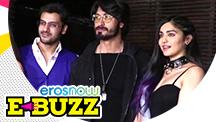 Vidyut Jammwal & Adah Sharma At A Success Party
