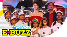 Ananya Panday Celebrates Christmas With NGO Kids