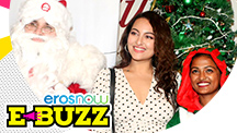 Sonakshi Sinha At An NGO's Christmas Celebration