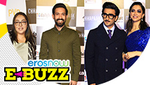 B-Town celebs attend the premiere of Deepika Padukone's latest film