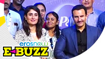 Kareena Kapoor Khan & Saif Ali Khan At An Event