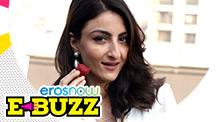 Soha Ali Khan At A Beauty Product Launch