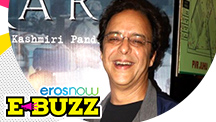Vidhu Vinod Chopra attends the screening of his upcoming film