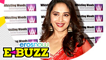 Madhuri Dixit At An Inaugural Function