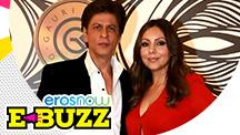 Shah Rukh Khan & Gauri Khan Host A Party In Mumbai