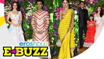 B-town Celebs At Armaan Jain & Anissa Malhotra's Wedding