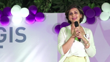 Sonali Bendre At Nargis Dutt Cancer Foundation