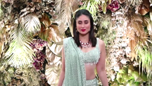 Armaan Jain And Anissa Malhotra Wedding Reception