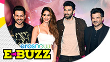 Special Screening Of Aditya Roy Kapur And Disha Patani S New Movie