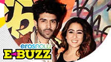 Sara Ali Khan and Kartik Aaryan talk about their upcoming film