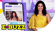 Sunny Leone At Launch Of Wysh Application En
