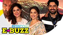 Madhuri Dixit Nene Attends The Trailer Launch Of A Film