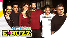 Disha Patani & Aditya Roy Kapur At A Success Party
