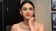 Aditi Rao Hydari talks diamonds