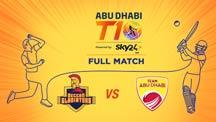 Match 6 - DEG vs AD - Full Match