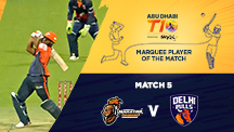 Match 5 - MA vs DBL - Marquee Player of the Match