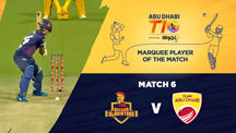 Match 6 - DEG vs AD - Marquee Player of the Match