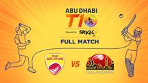 Match 8 - AD vs QLD - Full Match