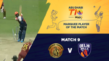 Match 9 - NW vs DBL - Marquee Player of the Match