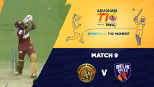 Match 9 - NW vs DBL - Eros Now T10 Moments