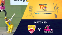 Match 10 - AD vs PD - Eros Now T10 Moments