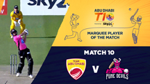 Match 10 - AD vs PD - Marquee Player of the Match