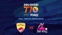 Match 10 - AD vs PD - Full Match Highlights