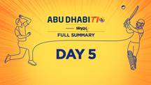 Full Summary - Day 5