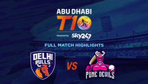 Match 17 - DBL vs PD - Full Match Highlights